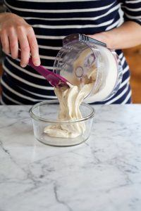 one-ingredient banana ice cream 3