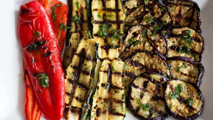 vegan vegetable antipasti