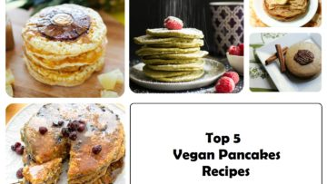 Top vegan pancakes recipes