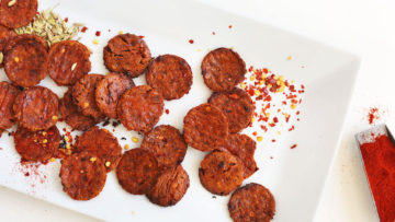 Vegan Pepperoni