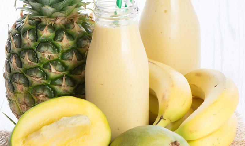 vegan tropical smoothie