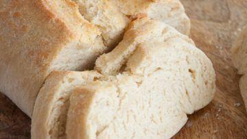 vegan basic white bread