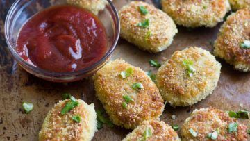 vegan chicken nuggets