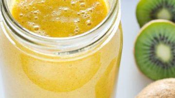 vegan immune booster smoothie