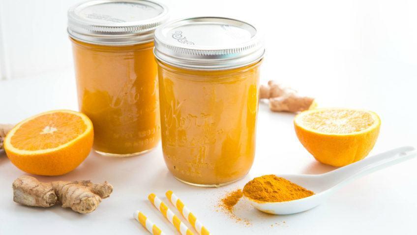 vegan turmeric elixir