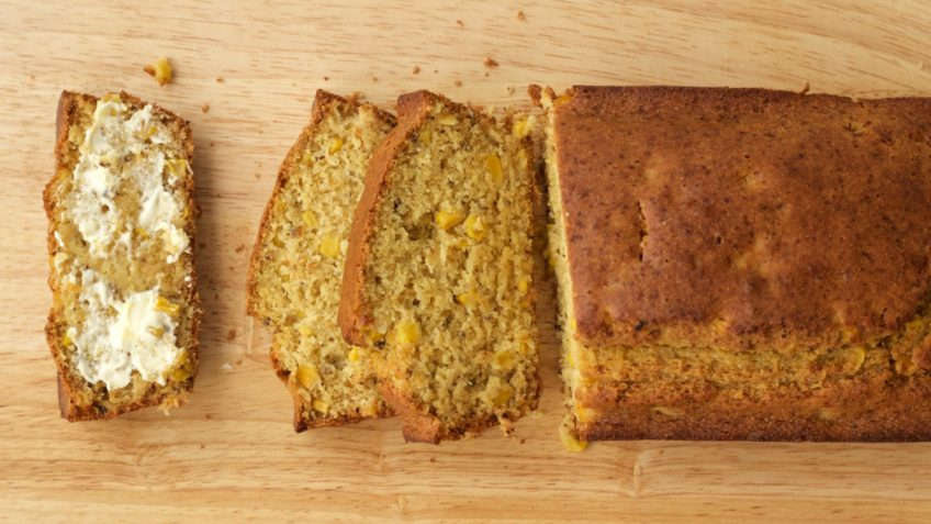 vegan sweet cornbread