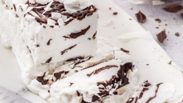 vegan bounty vienetta ice cream