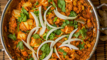 vegan korma recipe