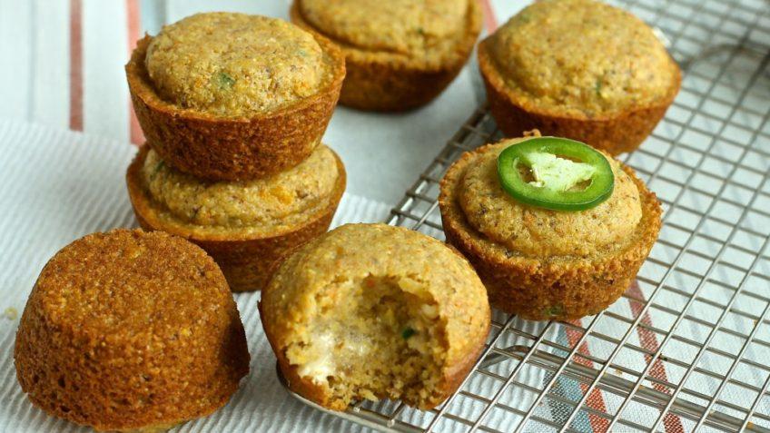 vegan muffin cornbread